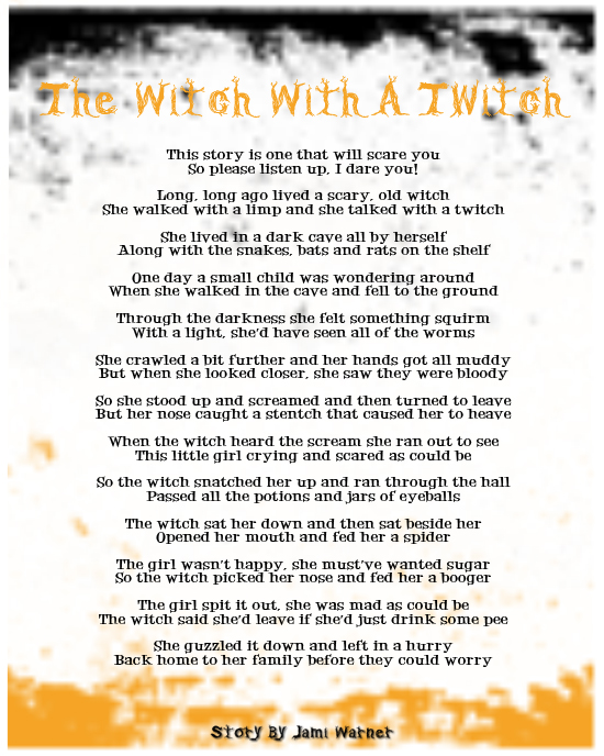 Witches Story Time
