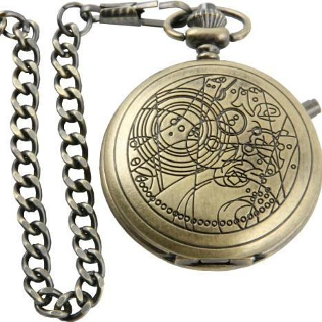 Timelord pocket watch