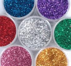 How to make colored icing and edible glitter. | We Know How To Do It