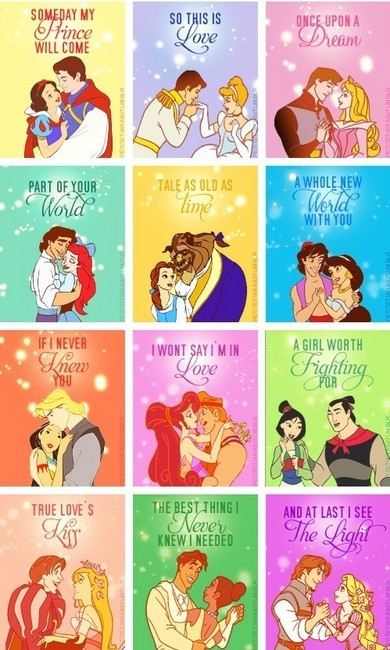 Disney Princess Couples – disney-princess Photo