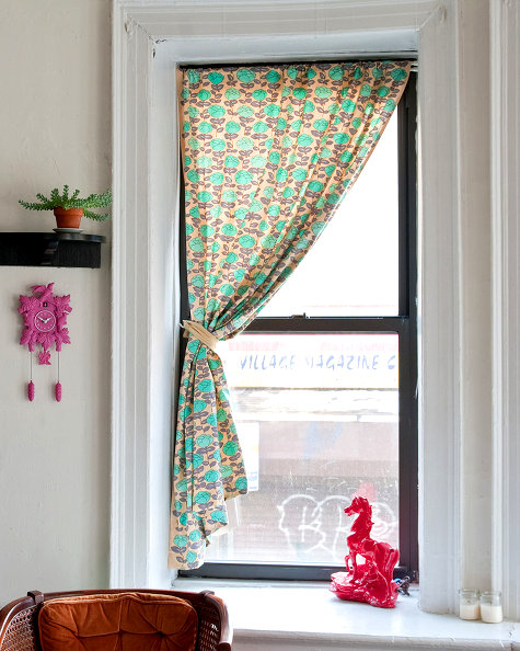 diy: sewing curtains #sew #curtains #diy