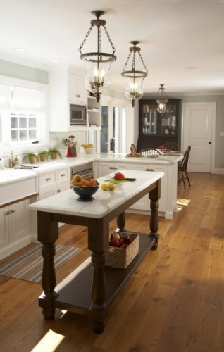 Small Kitchen Island For Small Kitchen