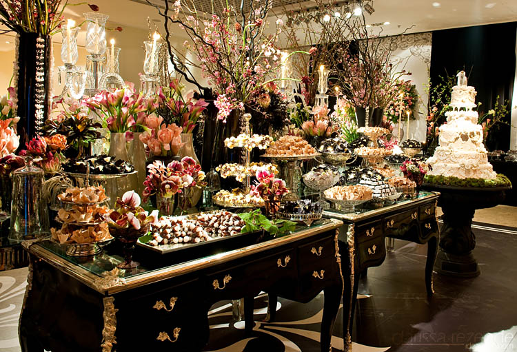 Amazing dessert tables