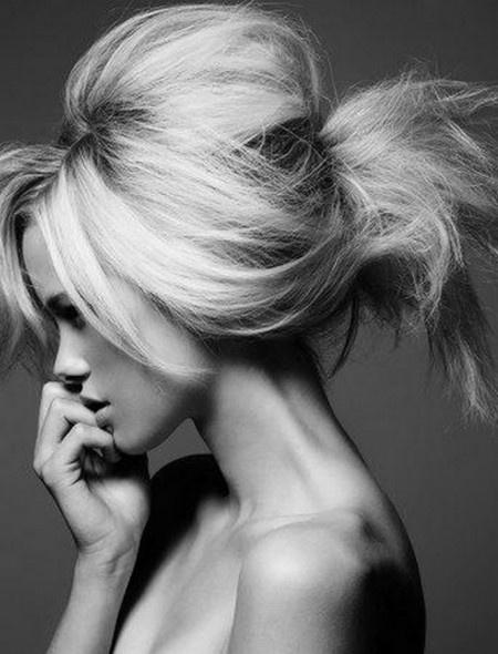 красивые фото девушек блондинок черно-белые