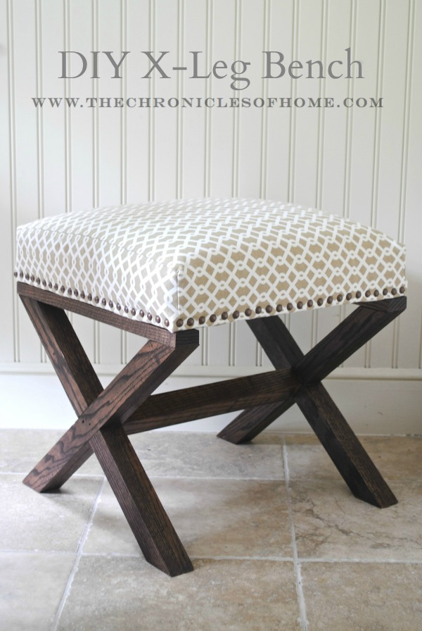 Diy Upholstered Bench We Know How To Do It