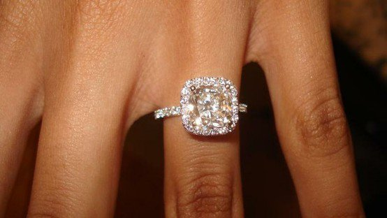 Wedding / champagne diamond