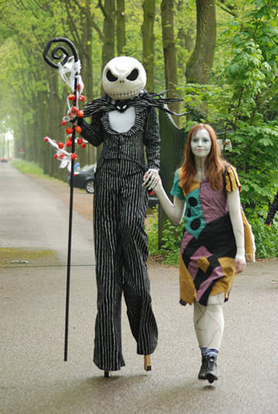 Nightmare Before Christmas Costumes & Cosplay