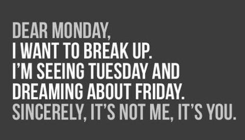 Mondayyy