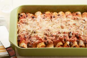 Baked Chicken Enchiladas recipe – Kraft Foods