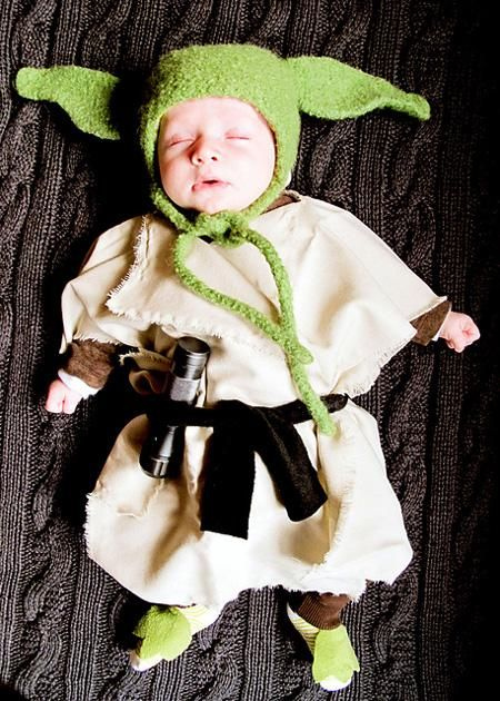 Wee Yoda