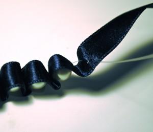 Making #ribbon #jewelry