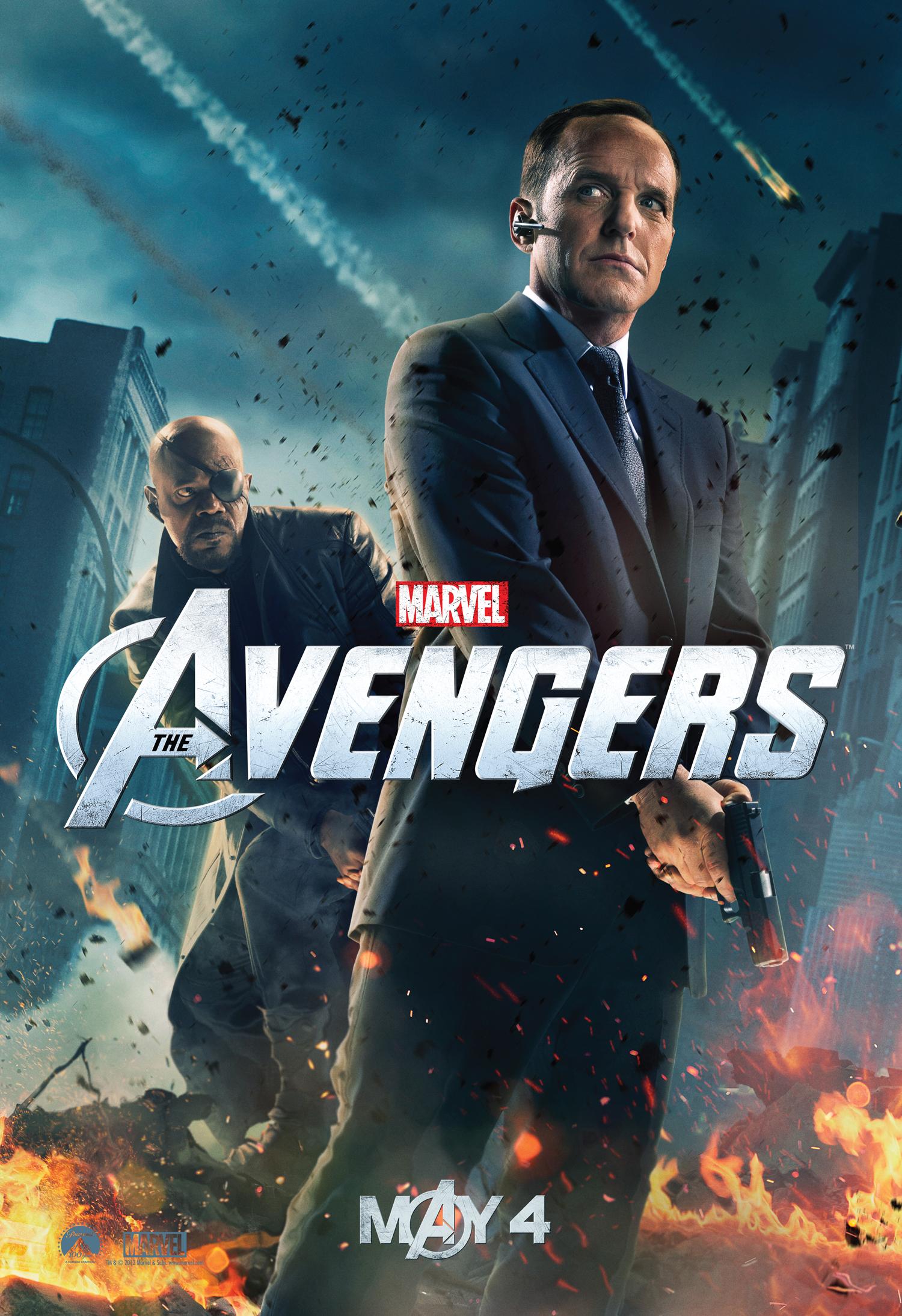 The Avengers #avengers