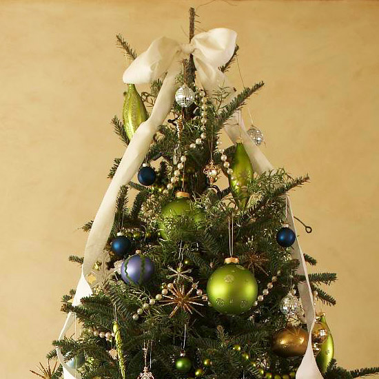 Christmas tree topper ideas