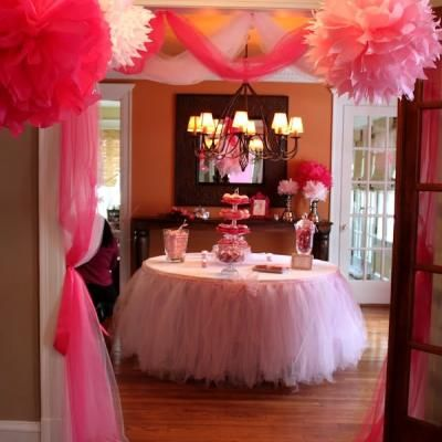 tute baby party