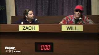 Will Ferrell & Zach Galifianakis Debate Children.