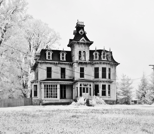 Love old mansions!!