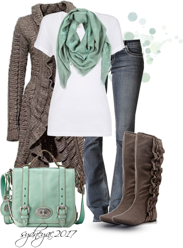 Love the green! I would wear the hell out of this!