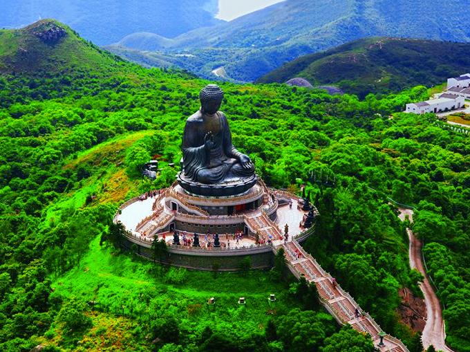 Tian Tan Buddha- Hong Kong