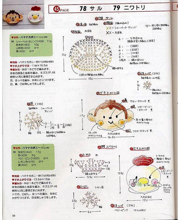 Crochet Zodiac Graphic 6