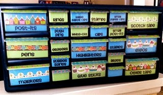 Something like this to help organize my craft area