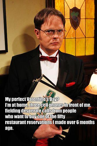 Dwight Schrute: Anti-Ladies Man /The Office / #TheOffice