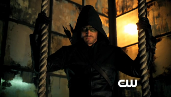 The Arrow coming to CW