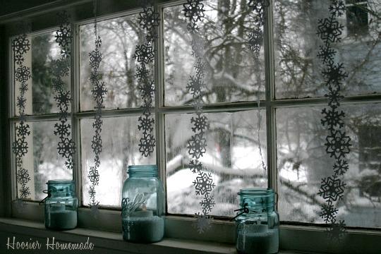 Winter-Decorations