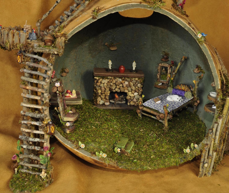 Fairy Gourd House Ideas