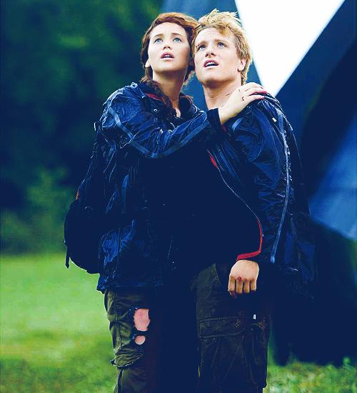 katnis and peeta
