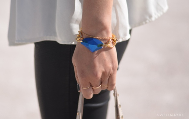 bracelets -   DIY Rhinestone bracelet Ideas
