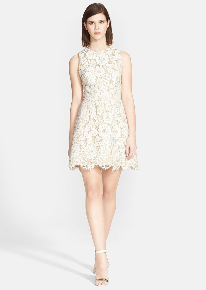 Alice And Olivia Lace Dress We Know How To Do It