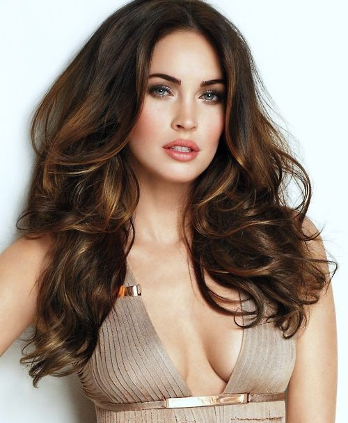 Awesome Hairstyles Featuring Dark Brown Hair with Highlights