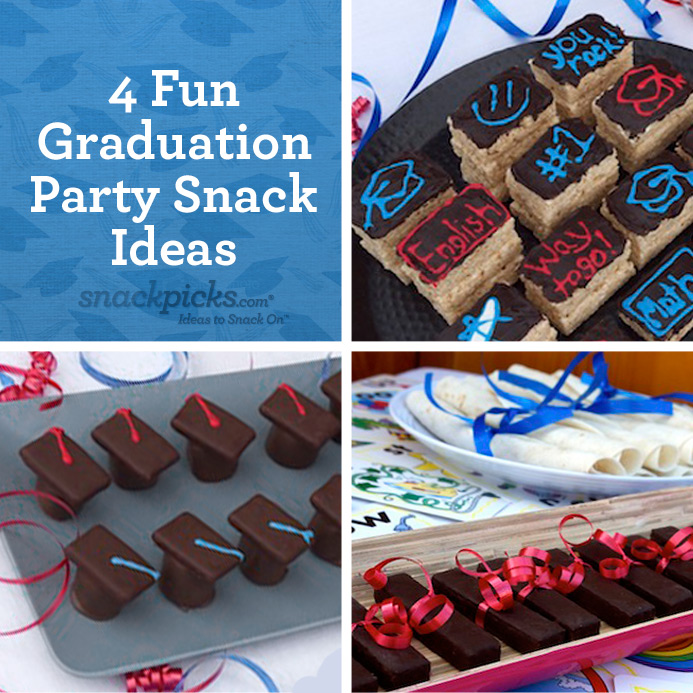 4 Fun Graduation Party Snack Ideas Definitely Gonna Try
