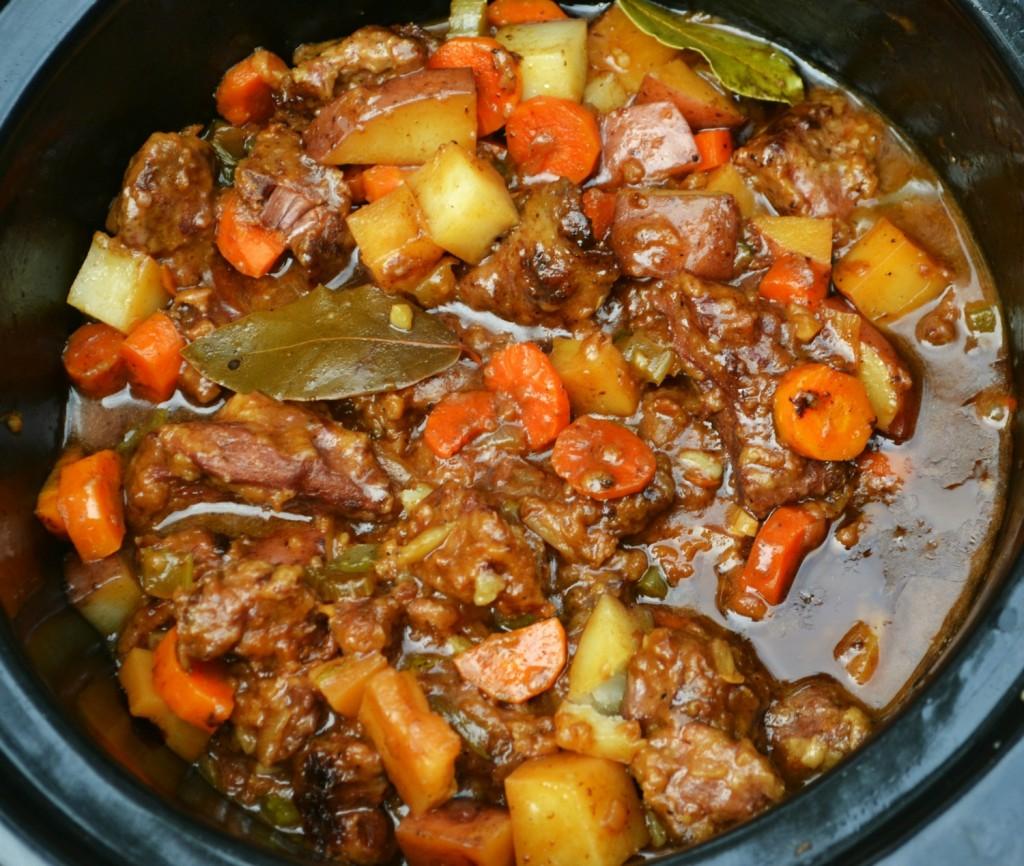 Crockpot BEST EVER Beef Stew – Seriously!