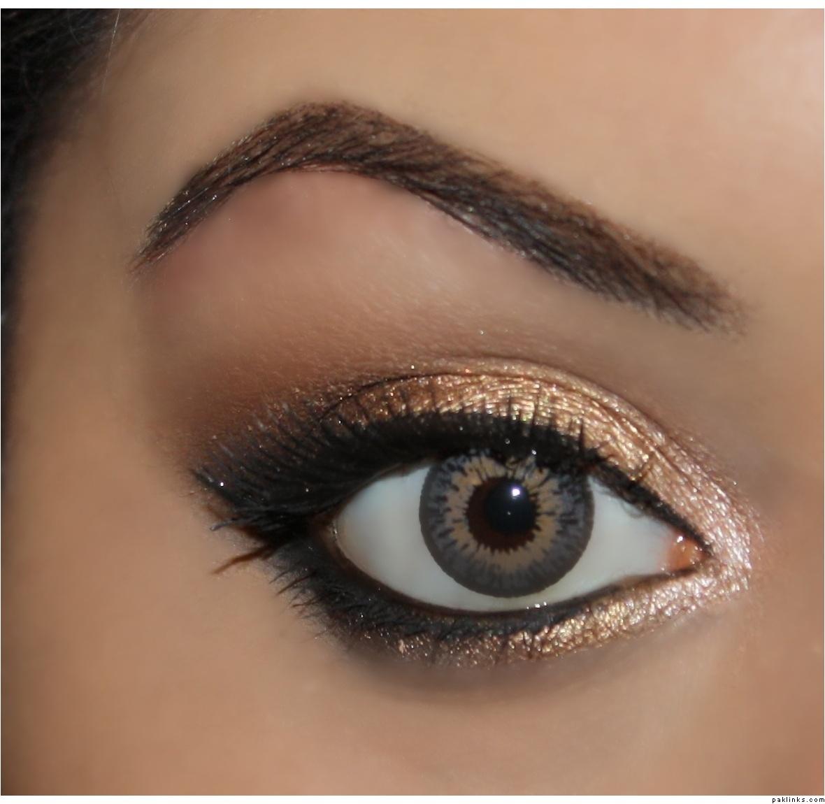 simple prom makeup for hazel eyes | saubhaya makeup