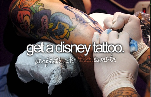 doing it!