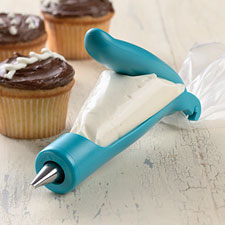 "Cake decorating ""pen""– more control, and not so tough on the hands! G"