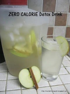 Boost metabolism naturally with this zero-calorie detox drink: Day Spa Apple Cin