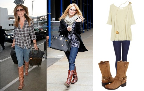 Super Cute outfits with boots!