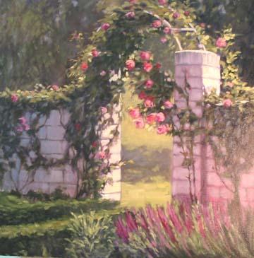 another lovely secret garden