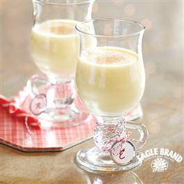 Classic Homemade Egg Nog