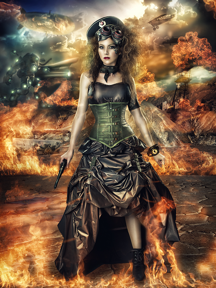 Steampunk Photo by Rebeca Saray