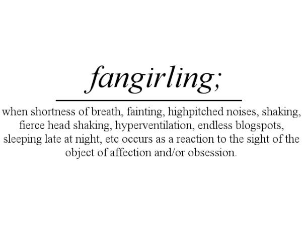 a closer look on being a fangirl essay