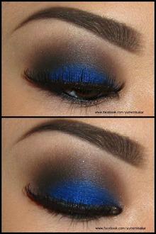 Potential Christmas Eye Makeup