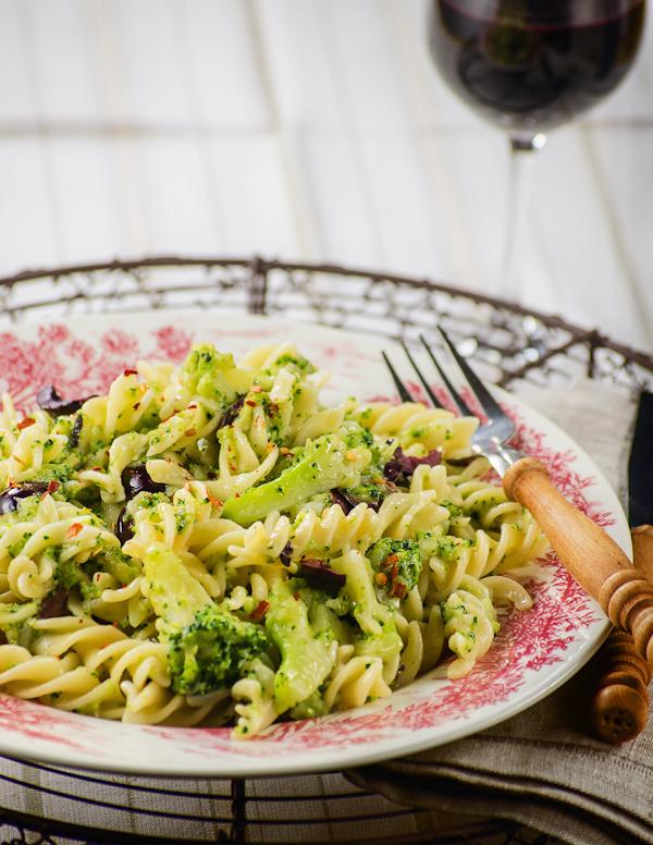 #Pasta e Broccoli Sicilian style