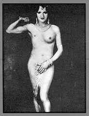 Bobby Kork  An evenly split hermaphrodite, Bobby was male on the right and femal