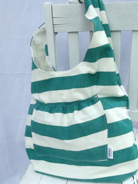 DIY Sling Bag (Hobo Purse)