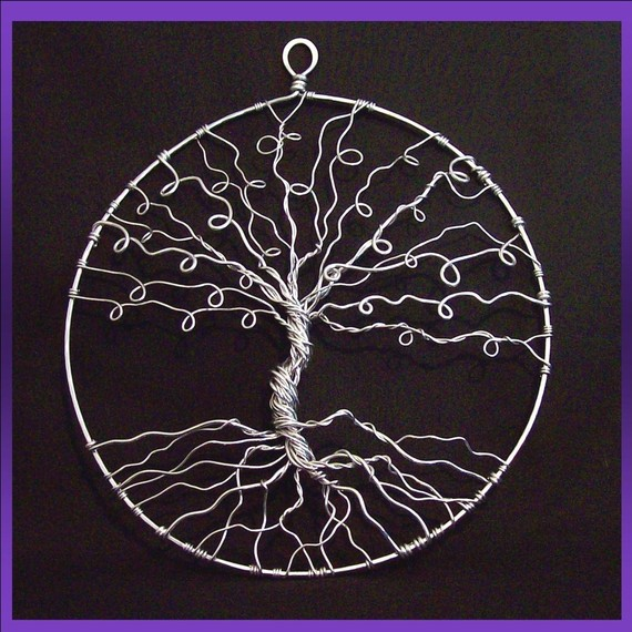 Tree of Life to hold / display my lovely earrings … so love this!!! Can't