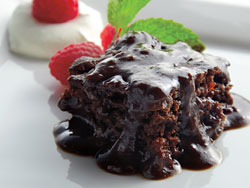 Triple Chocolate Mess – crockpot recipe