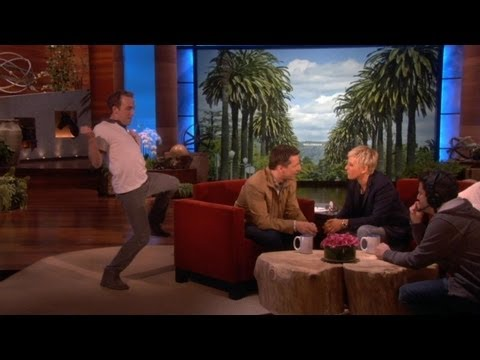 You Got Dance Dared!- The Ellen Show
